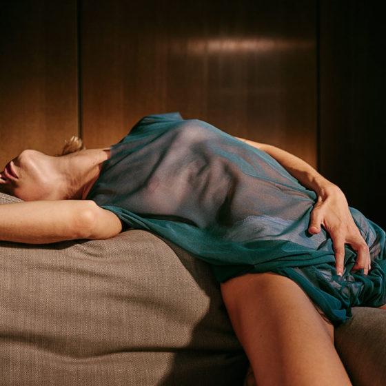 Mujer Masturbandose
